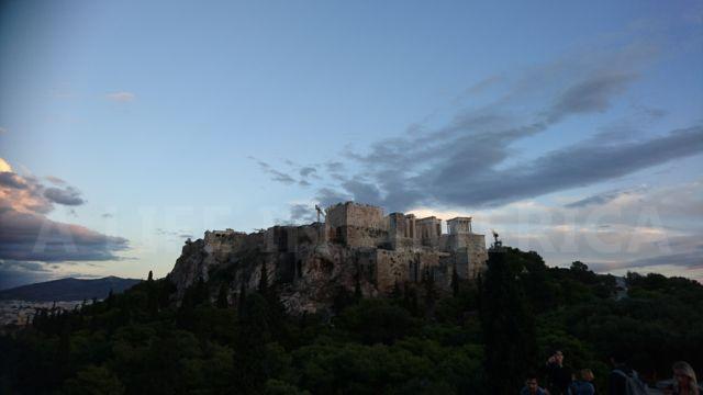 アクロポリス遺跡